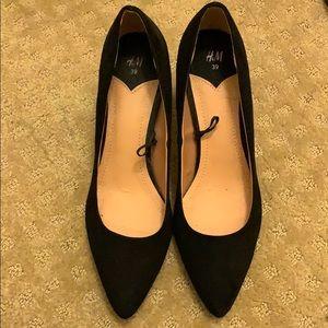 H&M short heels